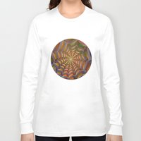 stargate Long Sleeve T-shirts featuring Stargate by Klara Acel
