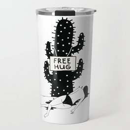 Free Hug Kills Travel Mug