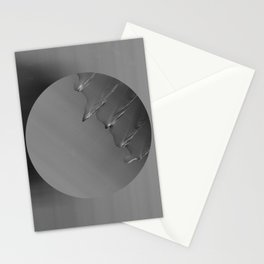 Strange Moons - 2 Stationery Cards