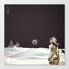 Hino Hurriano Nº 6 Canvas Print
