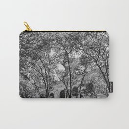 New York Library II Carry-All Pouch