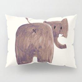 Elephant's butt Pillow Sham