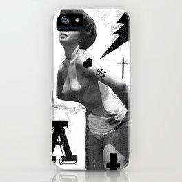 Hey Sailor iPhone Case