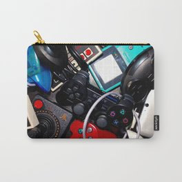 true gamer Carry-All Pouch