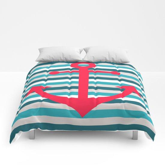 geometric Comforters