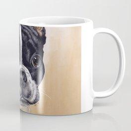 French Bulldog Gouache Artwork Coffee Mug