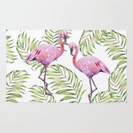 Flamingo  #society6 #buyart Rug
