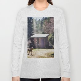 A Little Mountain Paradise Long Sleeve T-shirt
