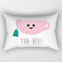 Tea-Hee Rectangular Pillow