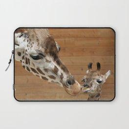 Giraffe 002 Laptop Sleeve