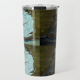 Four Square Cotton Travel Mug
