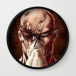 Demon Eye Wall Clock