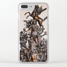 Versailles - Louis XIV Clear iPhone Case