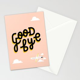 Goodbye Stationery Cards