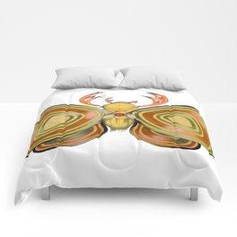 deer moth Comforters