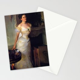 Cecilia Beaux - Mrs Larz Anderson Stationery Cards