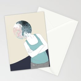 YING-YANG Stationery Cards