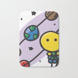 SEEDZ - ORBITZ Bath Mat