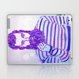 Sea Wolf Ghost Laptop & iPad Skin