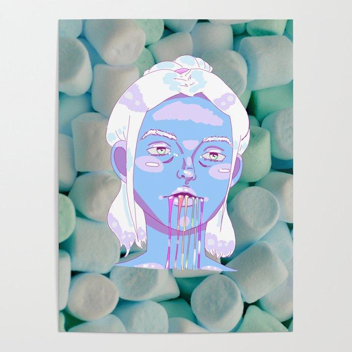 Sugar Vomit Poster