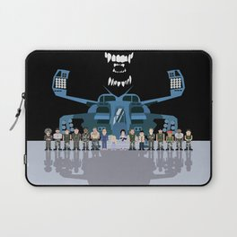 USS Sulaco Crew  Laptop Sleeve