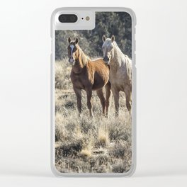 The Vanguard Clear iPhone Case