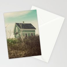 The Green Farmhouse Stationery Cards