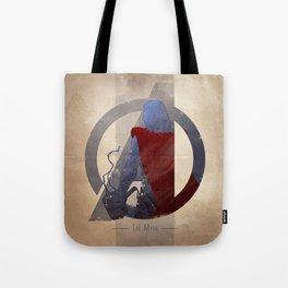 Avengers Assembled: The Myth Tote Bag
