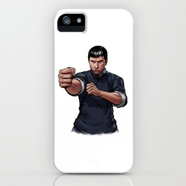 Ip Man iPhone Case