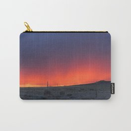 Colorful Horizons Carry-All Pouch