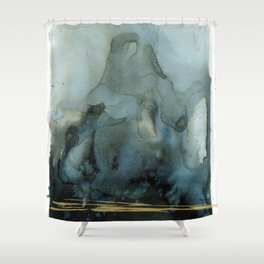 And so I rise Shower Curtain
