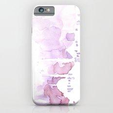 Watercolor landscape illustration_Istanbul iPhone 6s Slim Case