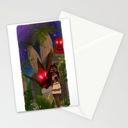 A Maori Mystery Stationery Cards