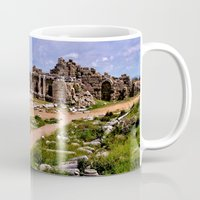 turkey Mugs featuring Side Turkey by helsch photography