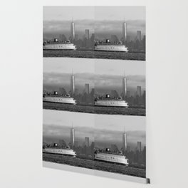 Ferry & Freedom Tower Wallpaper