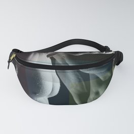 Benday Moiré Maybe Gay Fanny Pack