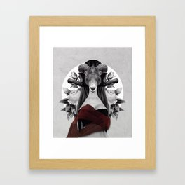Proud Evolution Framed Art Print