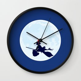 Kiki's Delivery Service Wall Clock