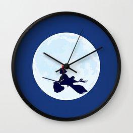 Kiki's Delivery Service Wall Clock