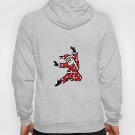 Dancing Santa - 8 Hoody