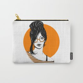 GIRL 01 Carry-All Pouch