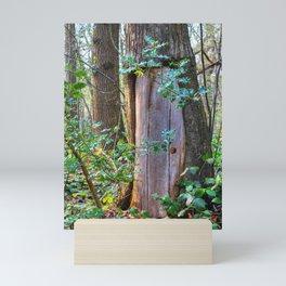 Portal To Wonderland Mini Art Print