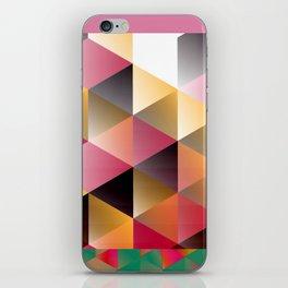 Geo 3 iPhone Skin