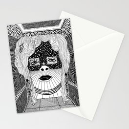 Salvador Dalí - Mae West Stationery Cards