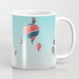 Hot Air Balloon Ride Coffee Mug