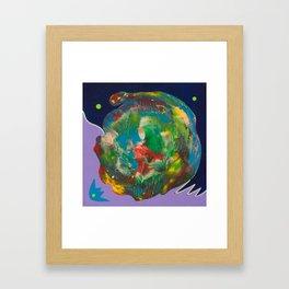 HIH-B5 Framed Art Print