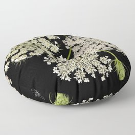 Queen Ann's Lace, Scenography Floor Pillow