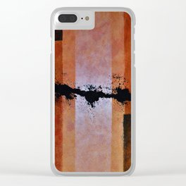Resonance Clear iPhone Case