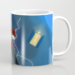 3rd doctor in the Time Vortex Coffee Mug