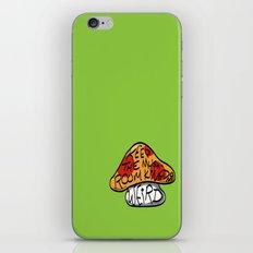 Keep The Mushroom Kingdom Weird iPhone & iPod Skin